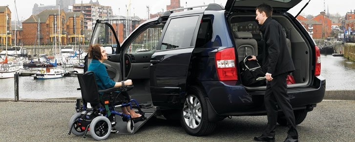 disability vehicle