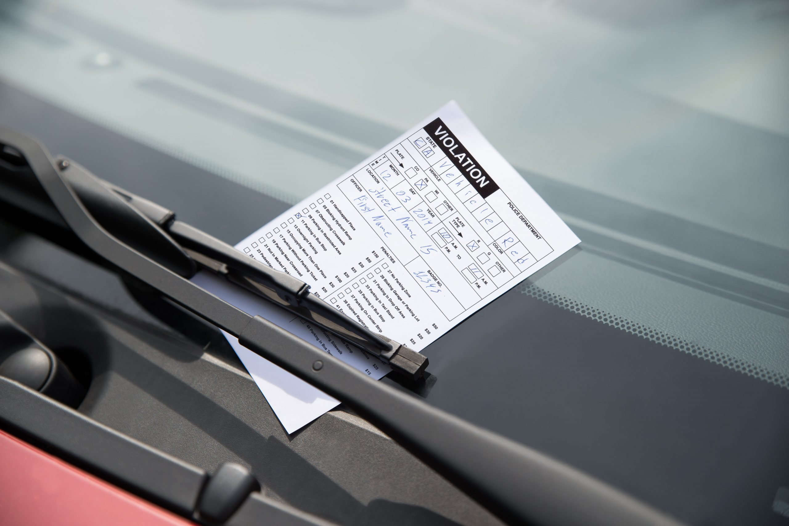 Everything you need to know about parking tickets in Ontario
