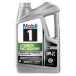 mobil 1 advanced fuel economy