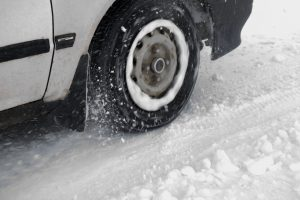 does insurance cover sliding on ice