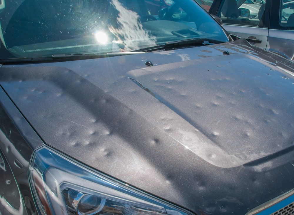 does insurance cover hail damage